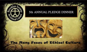 5th Annual Pledge Dinner @ Brooklyn Society for Ethical Society