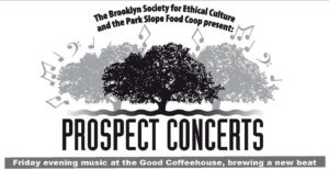 Prospect Concerts @ Brooklyn Society for Ethical Culture - Library